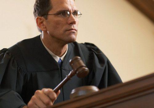denegación de la suspensión de condena